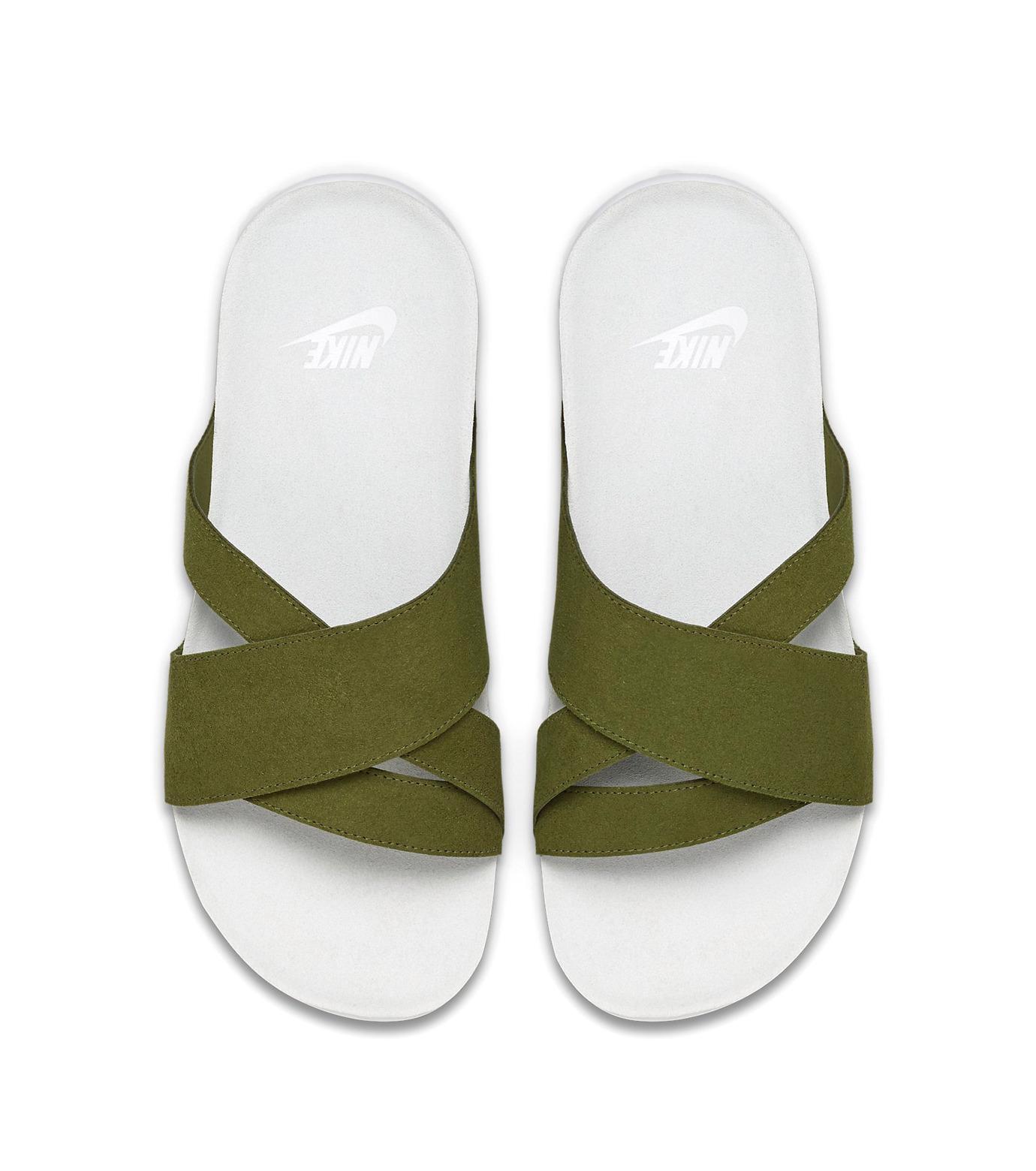 NIKE(ナイキ)のTAUPO-GREEN(シューズ/shoes)-849756-310-22 拡大詳細画像4