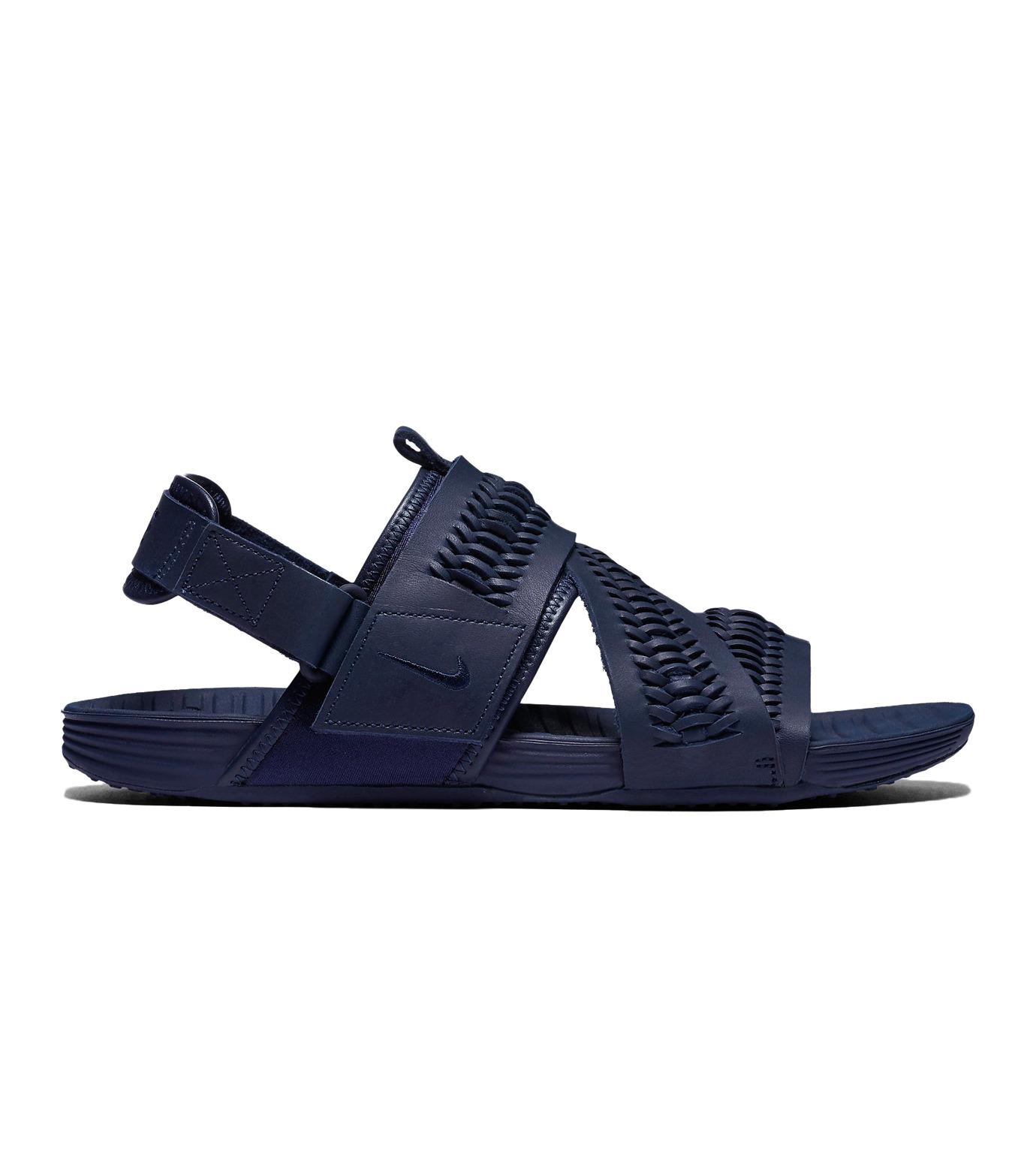 NIKE(ナイキ)のAIR SOLARSOFT ZIGZAG-BLUE(シューズ/shoes)-850588-400-92 拡大詳細画像1