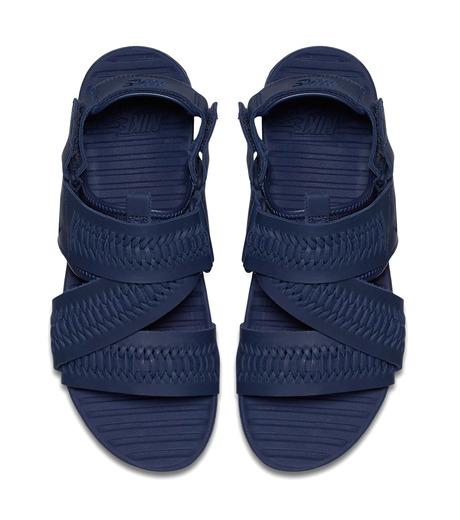 NIKE(ナイキ)のAIR SOLARSOFT ZIGZAG-BLUE(シューズ/shoes)-850588-400-92 詳細画像3