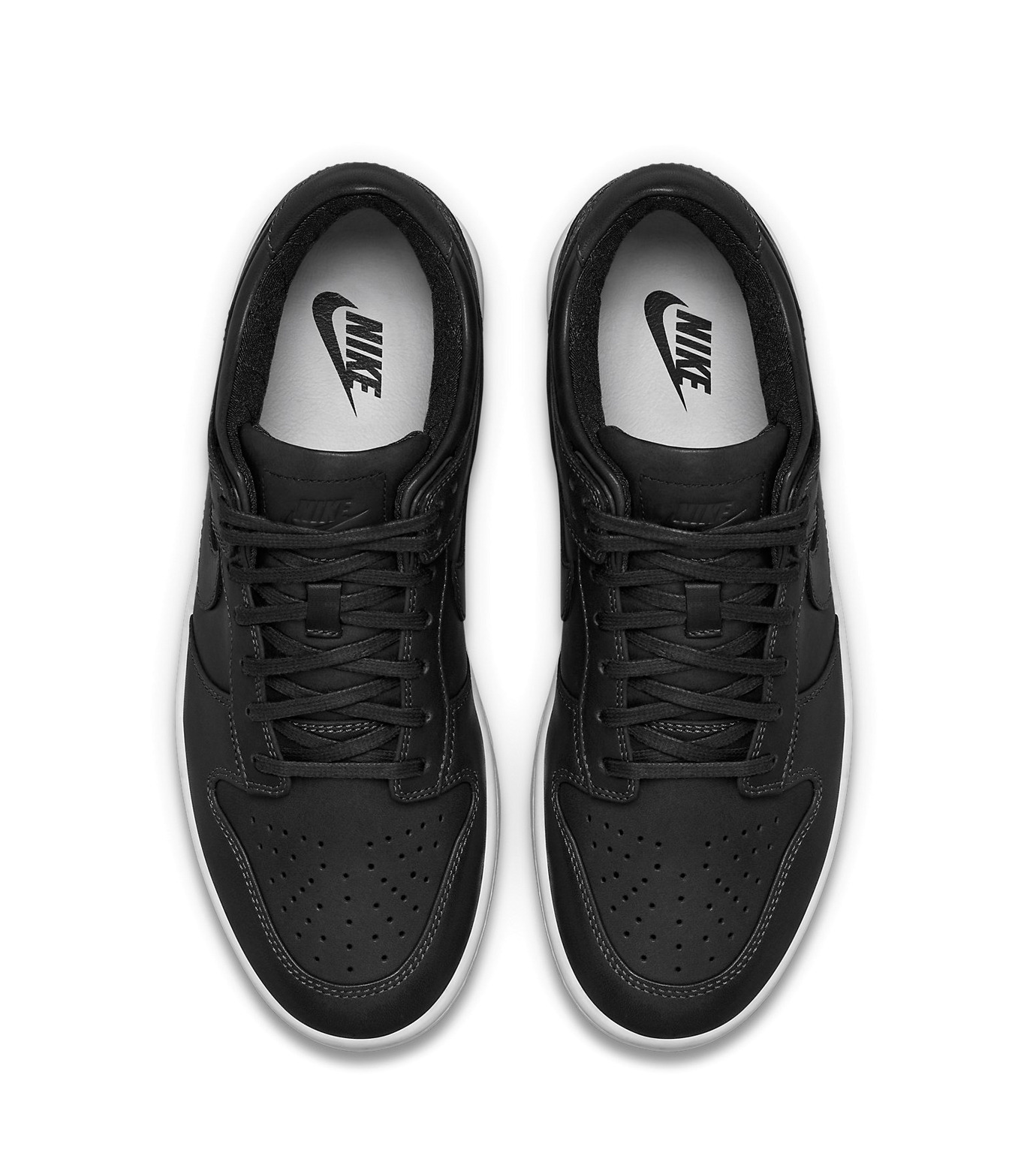NIKE(ナイキ)のLAB DUNK LUX LOW-BLACK(シューズ/shoes)-857587-001-13 拡大詳細画像4
