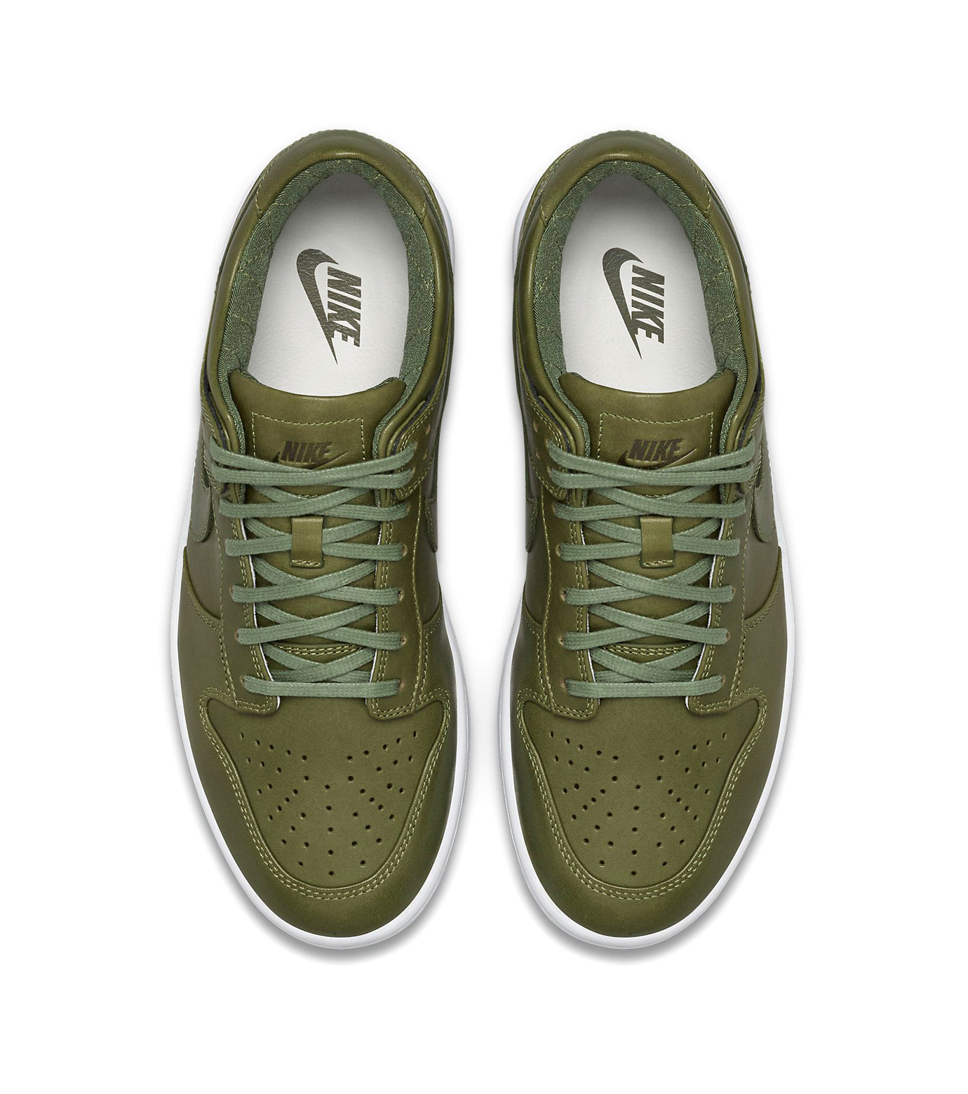 NIKE(ナイキ)のLAB DUNK LUX LOW-GRAY(シューズ/shoes)-857587-300-11 拡大詳細画像4