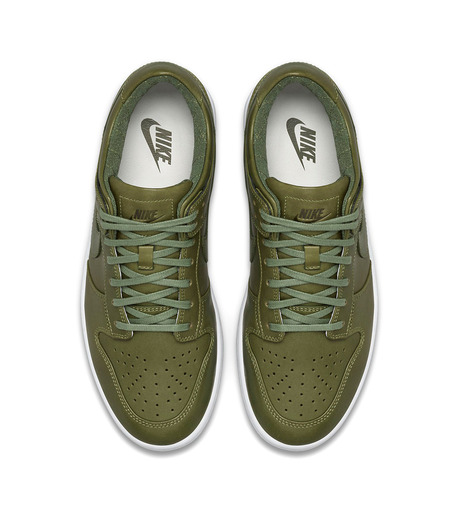 NIKE(ナイキ)のLAB DUNK LUX LOW-GRAY(シューズ/shoes)-857587-300-11 詳細画像4