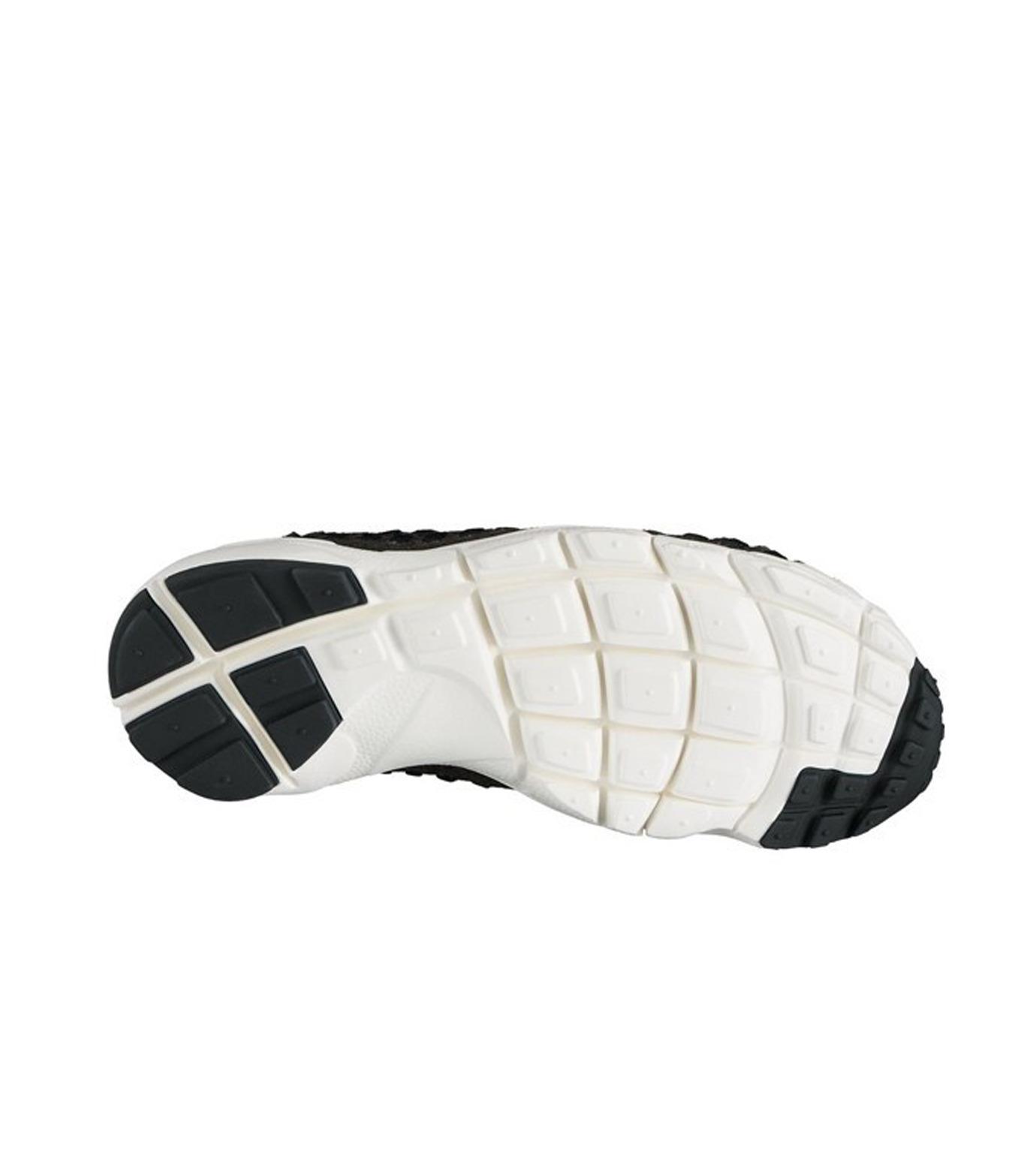 NIKE(ナイキ)のAIR FOOTSCAPE WOVEN CHUKKA SE-BLACK(シューズ/shoes)-857874-001-13 拡大詳細画像2