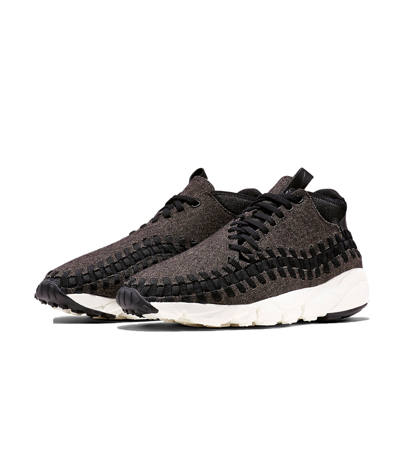NIKE(ナイキ)のAIR FOOTSCAPE WOVEN CHUKKA SE-BLACK(シューズ/shoes)-857874-001-13 拡大詳細画像3