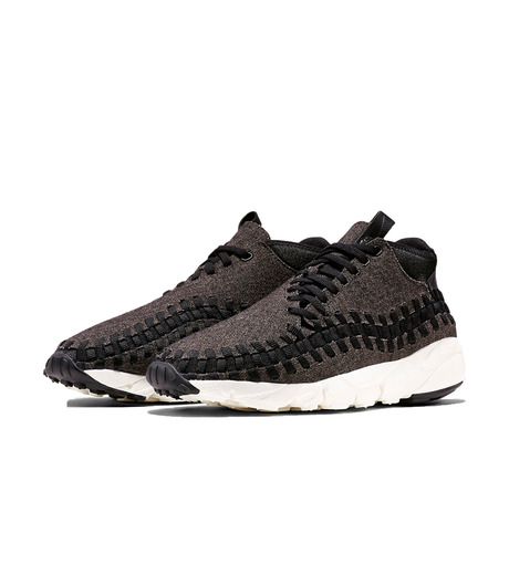 NIKE(ナイキ)のAIR FOOTSCAPE WOVEN CHUKKA SE-BLACK(シューズ/shoes)-857874-001-13 詳細画像3