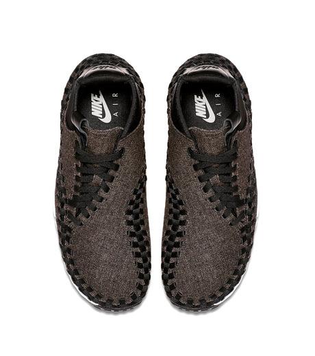 NIKE(ナイキ)のAIR FOOTSCAPE WOVEN CHUKKA SE-BLACK(シューズ/shoes)-857874-001-13 詳細画像4