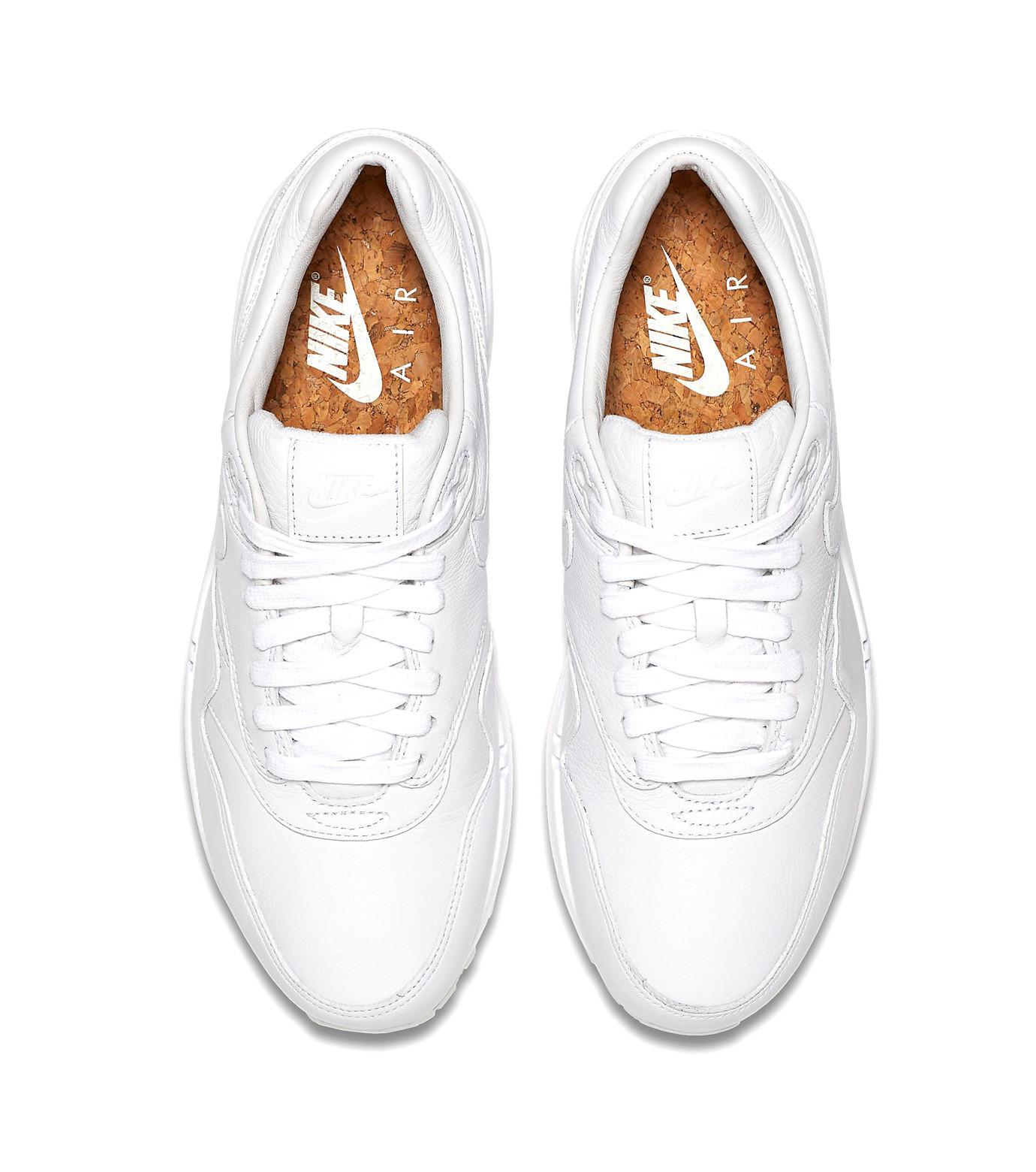 NIKE(ナイキ)のAIR MAX 1 PINNACLE-WHITE(シューズ/shoes)-859554-100-4 拡大詳細画像4