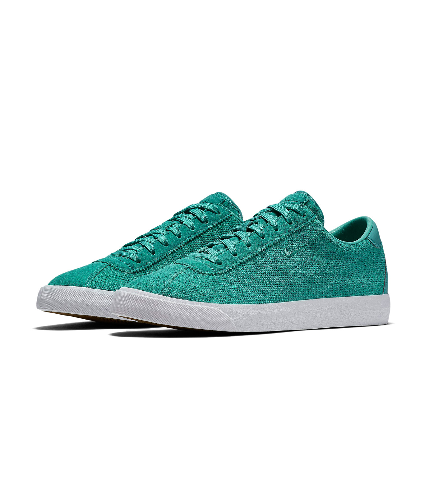 NIKE(ナイキ)のMATCH CLASSIC SUEDE-GREEN(シューズ/shoes)-864718-300-22 拡大詳細画像3