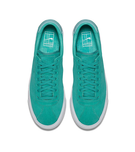 NIKE(ナイキ)のMATCH CLASSIC SUEDE-GREEN(シューズ/shoes)-864718-300-22 詳細画像4