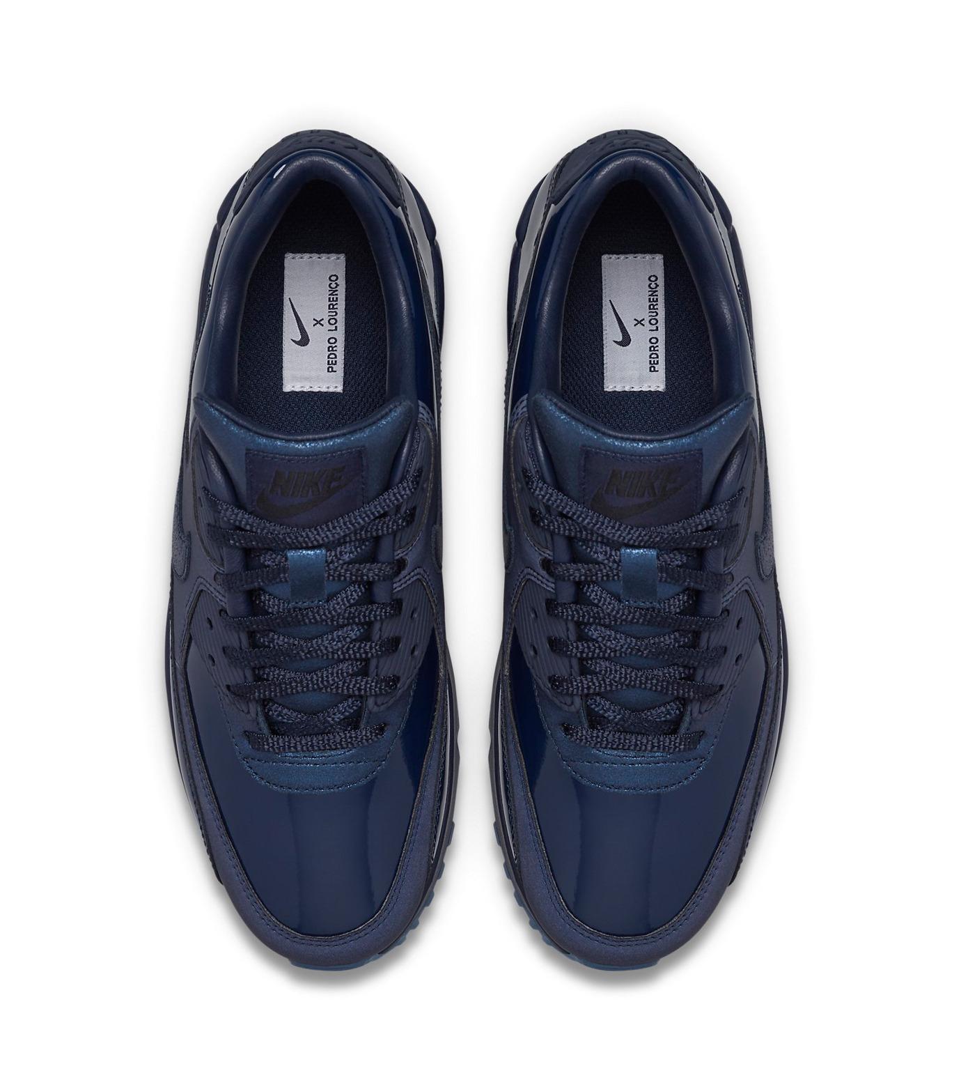 NIKE(ナイキ)のWMNS AIR MAX PEDRO LOURENCO-BLUE(シューズ/shoes)-867116-400-92 拡大詳細画像4