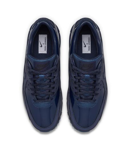 NIKE(ナイキ)のWMNS AIR MAX PEDRO LOURENCO-BLUE(シューズ/shoes)-867116-400-92 詳細画像4