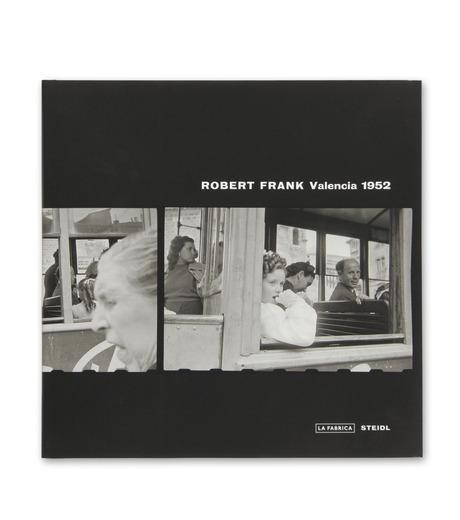 ArtBook(アートブック)のRobert Frank: Valencia 1952.-NONE(インテリア/OTHER-GOODS/interior/OTHER-GOODS)-86930-502-8-0 詳細画像1
