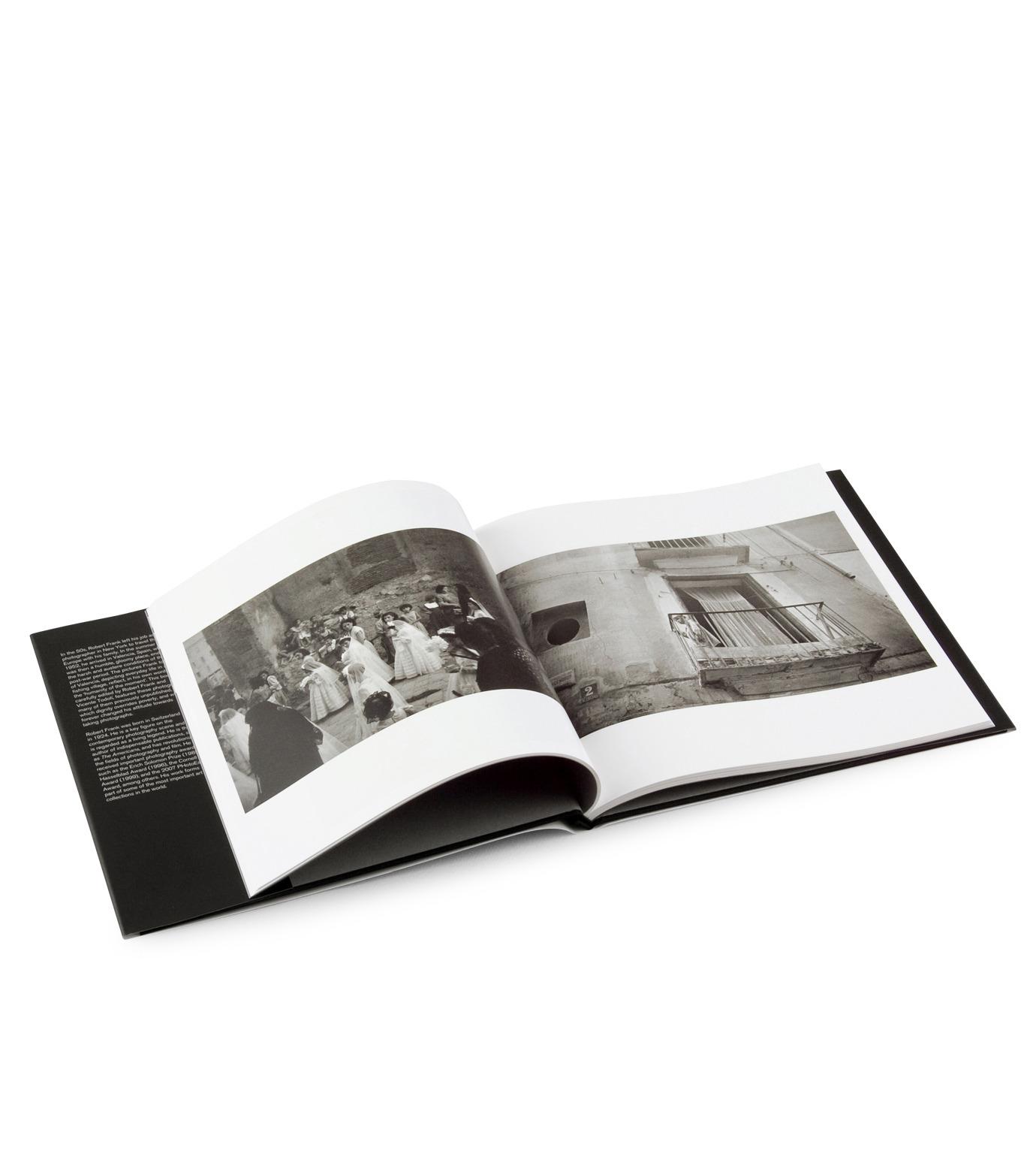 ArtBook(アートブック)のRobert Frank: Valencia 1952.-NONE(インテリア/OTHER-GOODS/interior/OTHER-GOODS)-86930-502-8-0 拡大詳細画像2