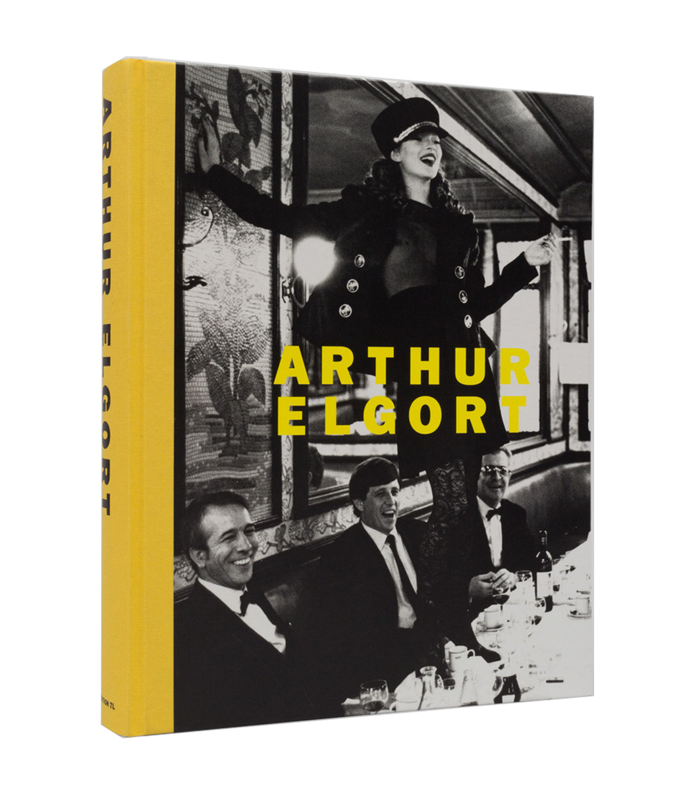 ArtBook(アートブック)のArthur Elgort:The Big Picture.-GRAY(インテリア/OTHER-GOODS/interior/OTHER-GOODS)-86930-543-1-11 拡大詳細画像1