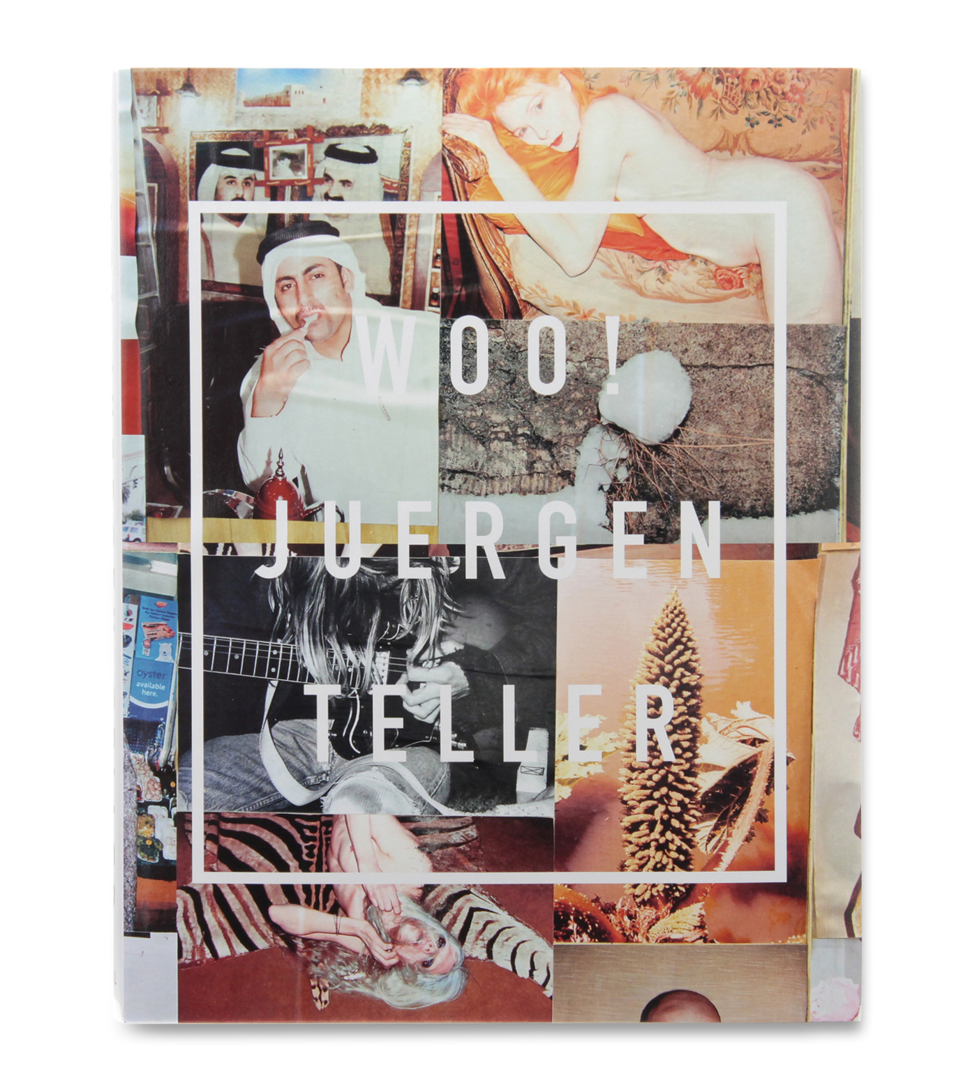ArtBook(アートブック)のJuergen Teller: Woo!-MULTI COLOUR(インテリア/OTHER-GOODS/interior/OTHER-GOODS)-86930-652-0-9 拡大詳細画像1