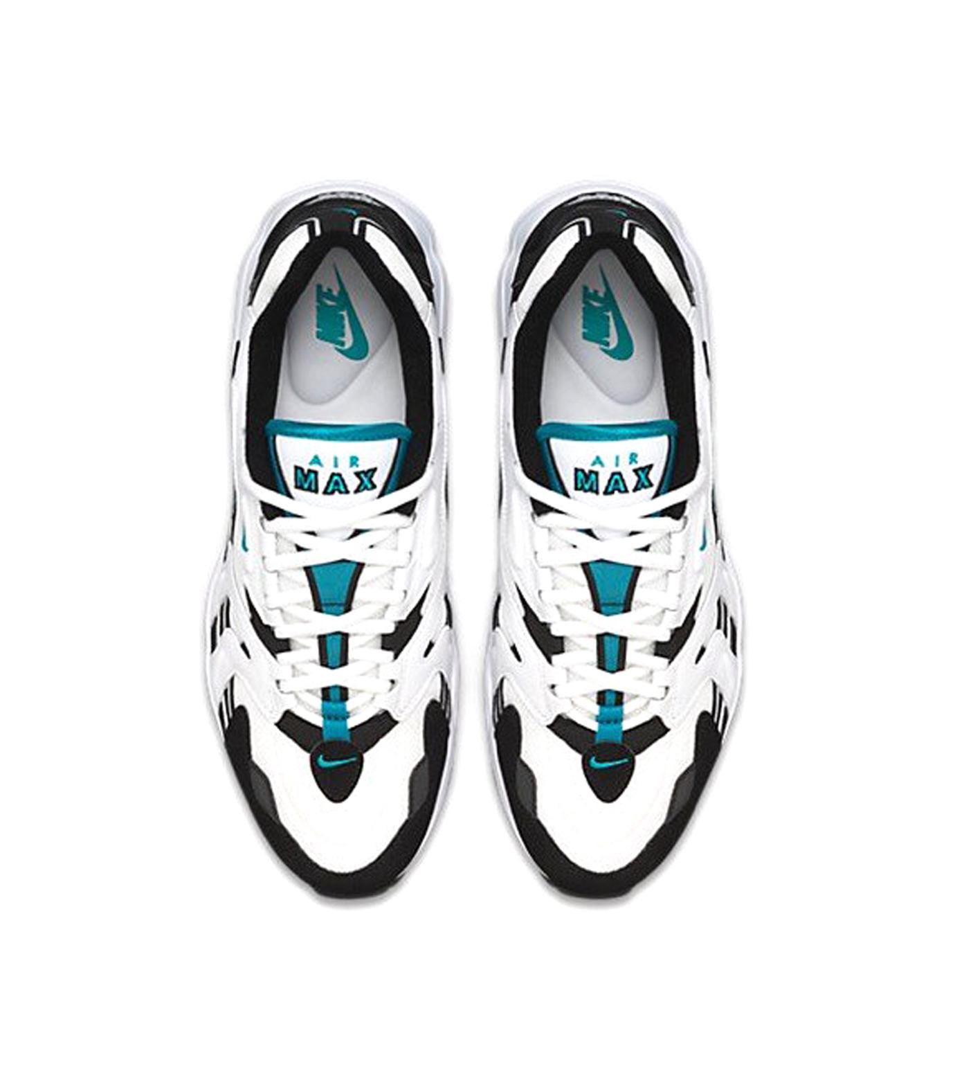 NIKE(ナイキ)のAIR MAX 96 11 XX-WHITE(シューズ/shoes)-870166-100-4 拡大詳細画像4