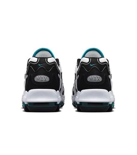 NIKE(ナイキ)のAIR MAX 96 11 XX-WHITE(シューズ/shoes)-870166-100-4 詳細画像5