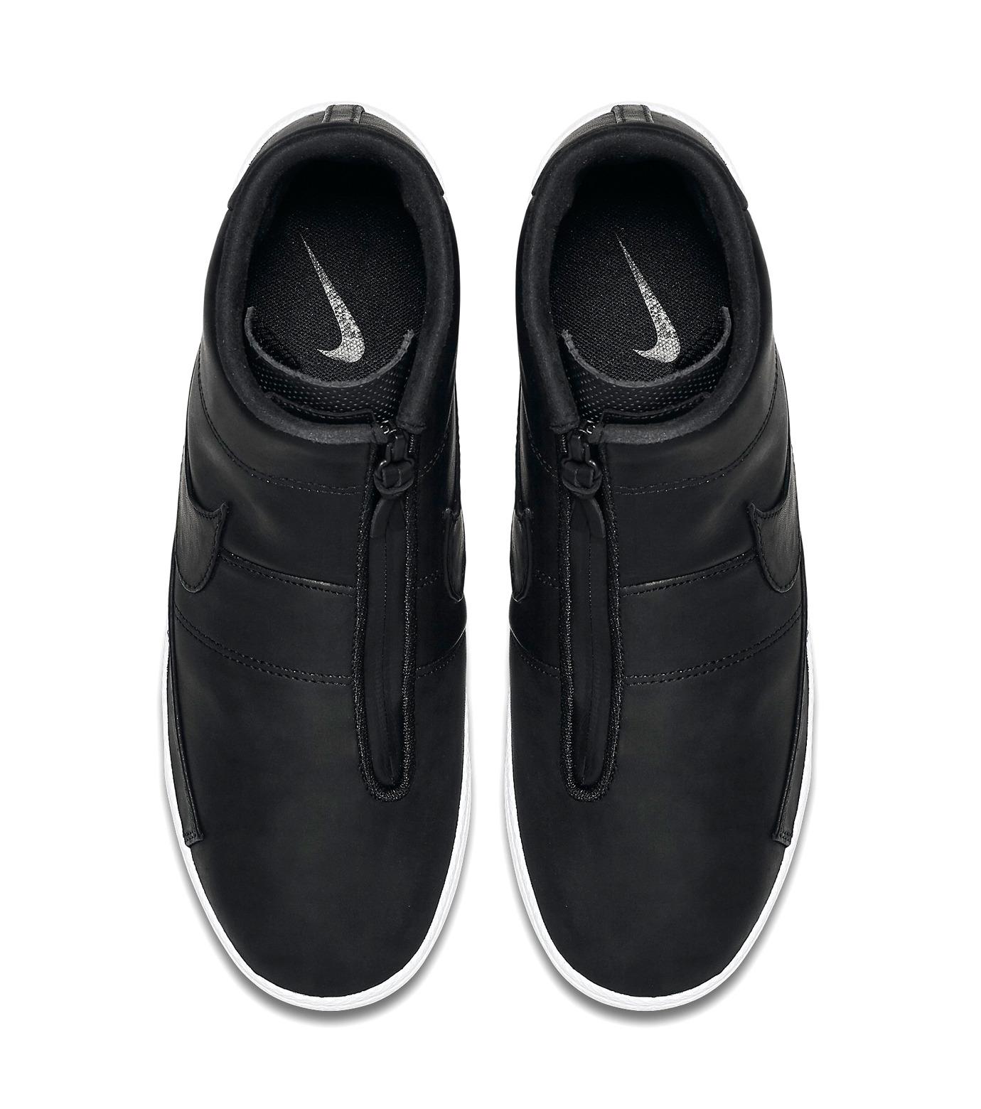 NIKE(ナイキ)のNIKELAB BLAZER ADVNCD-BLACK(シューズ/shoes)-874775-001-13 拡大詳細画像4