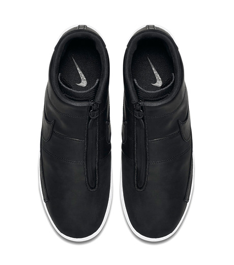 NIKE(ナイキ)のNIKELAB BLAZER ADVNCD-BLACK(シューズ/shoes)-874775-001-13 詳細画像4