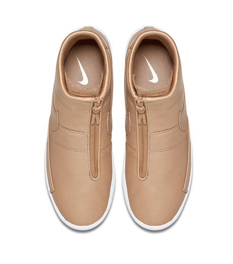 NIKE(ナイキ)のNIKELAB BLAZER ADVNCD-BEIGE(シューズ/shoes)-874775-200-52 詳細画像4