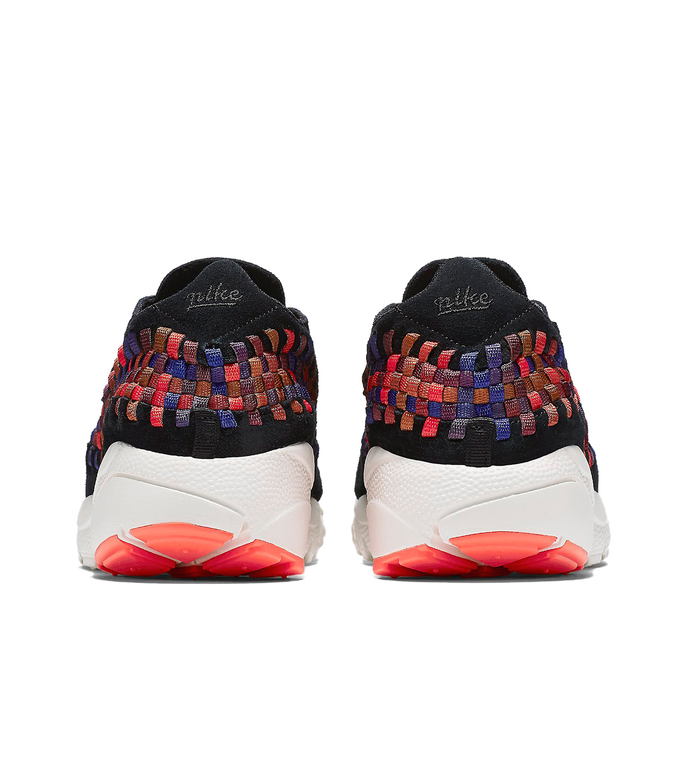 NIKE(ナイキ)のLAB AIR FOOTSCAPE WVN NM-BLACK(シューズ/shoes)-874892-003-13 拡大詳細画像5