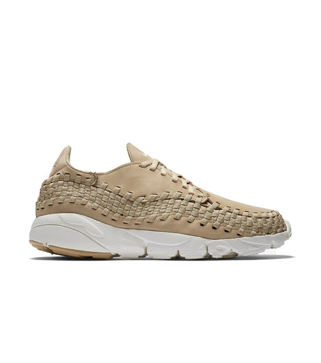 NIKE(ナイキ)のAIR FOOTSCAPE WOVEN NM-LIGHT BEIGE(シューズ/shoes)-874892-200-51 詳細画像1