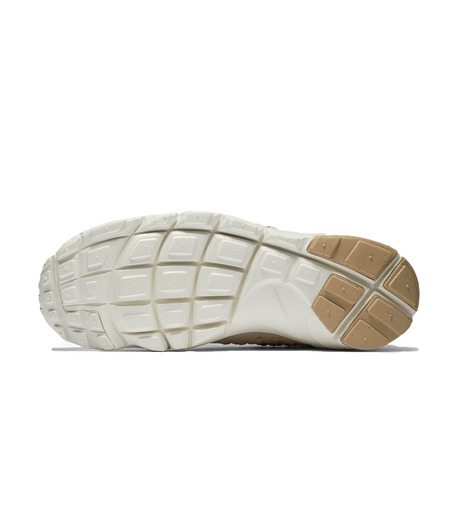 NIKE(ナイキ)のAIR FOOTSCAPE WOVEN NM-LIGHT BEIGE(シューズ/shoes)-874892-200-51 詳細画像2