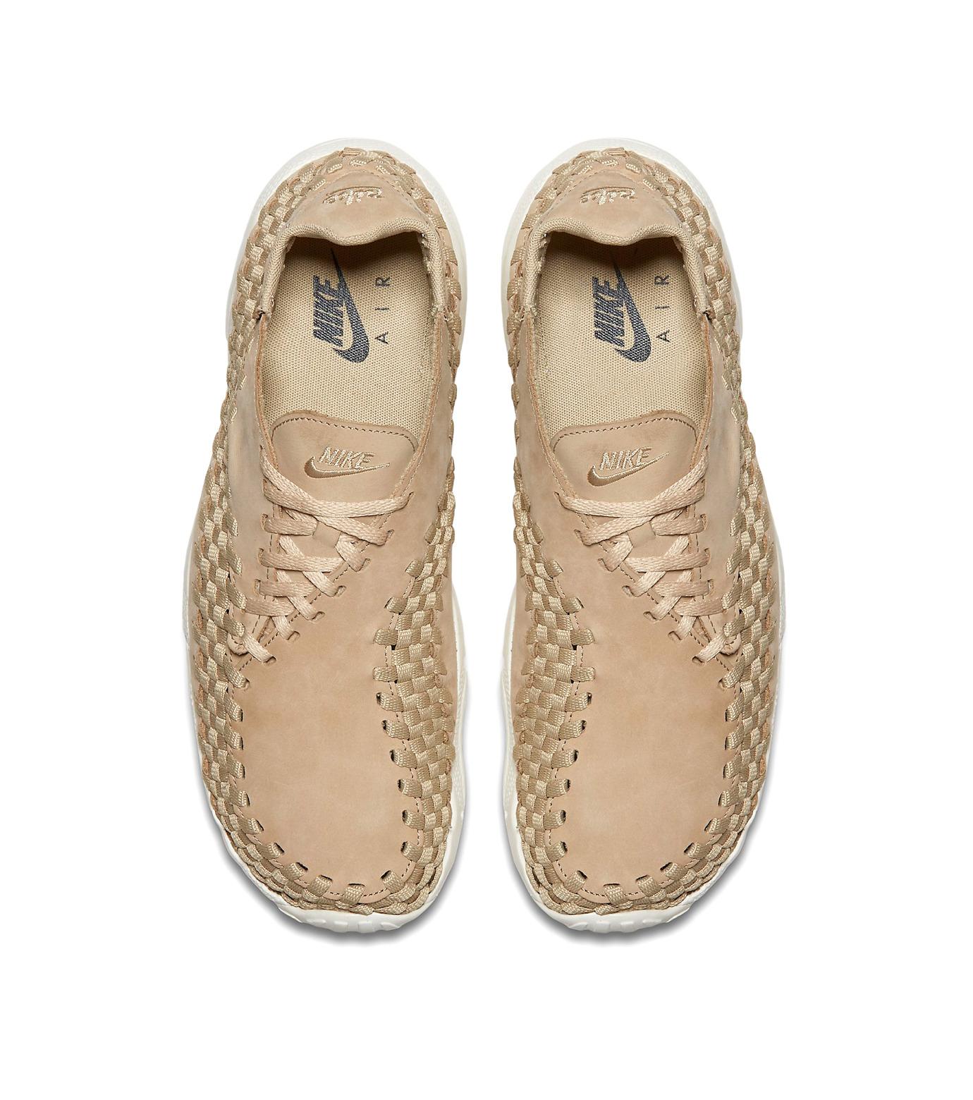 NIKE(ナイキ)のAIR FOOTSCAPE WOVEN NM-LIGHT BEIGE(シューズ/shoes)-874892-200-51 拡大詳細画像4