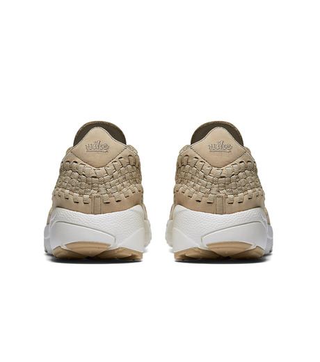 NIKE(ナイキ)のAIR FOOTSCAPE WOVEN NM-LIGHT BEIGE(シューズ/shoes)-874892-200-51 詳細画像5