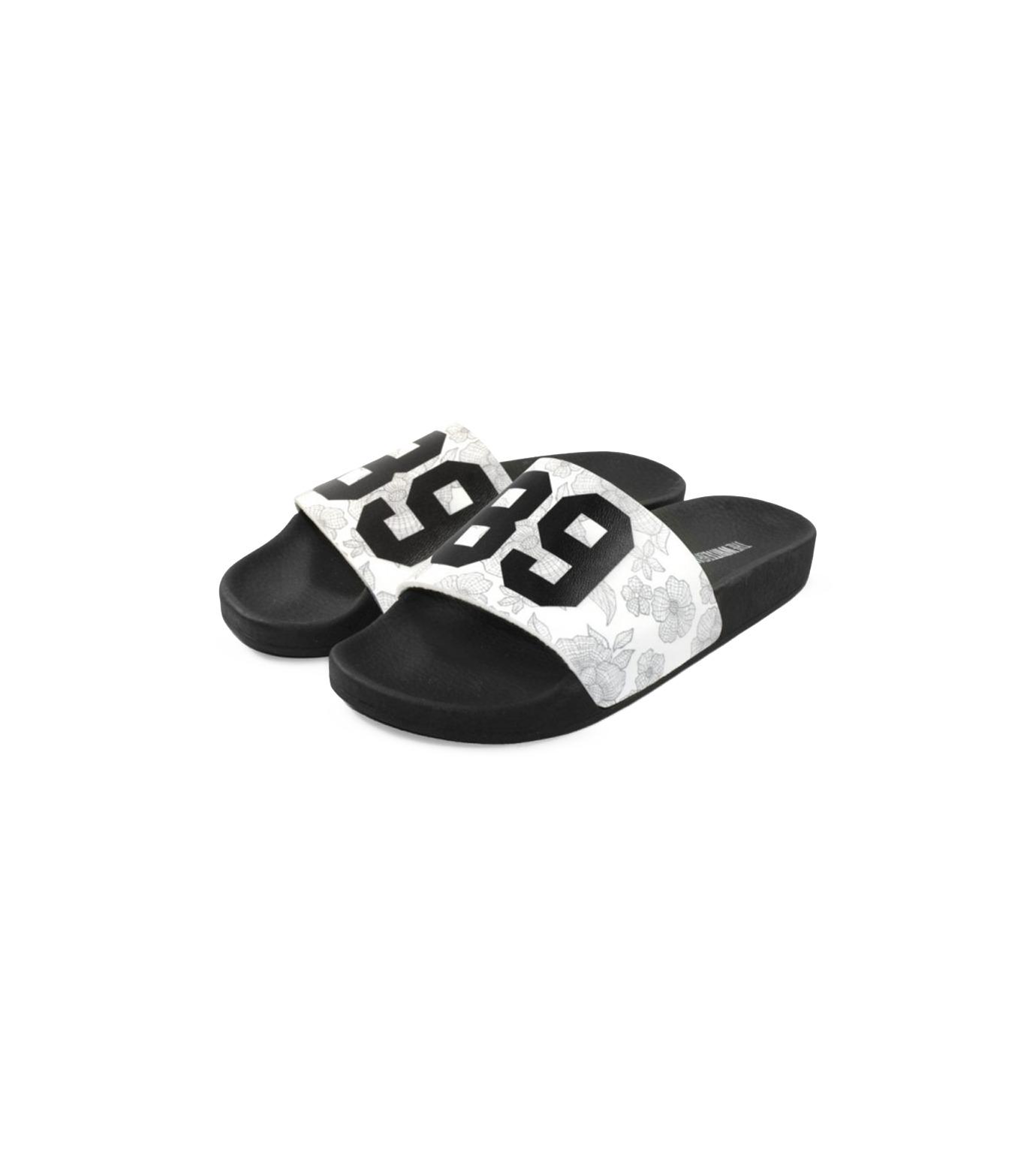 The White Brand(ザ ホワイト ブランド)の89-WHITE(スニーカー/sneaker)-89-4 拡大詳細画像2