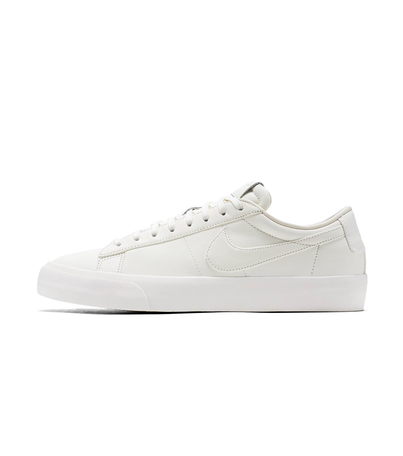 NIKE(ナイキ)のBLAZER STUDIO LOW-WHITE(シューズ/shoes)-904804-100-4 拡大詳細画像3