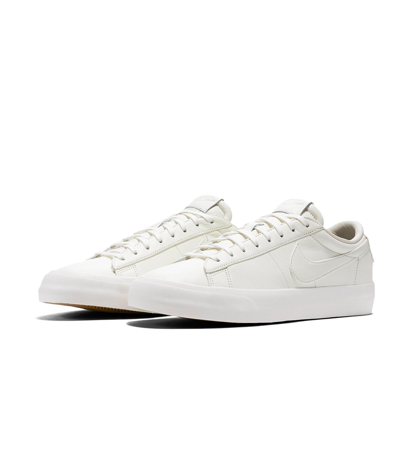NIKE(ナイキ)のBLAZER STUDIO LOW-WHITE(シューズ/shoes)-904804-100-4 拡大詳細画像4