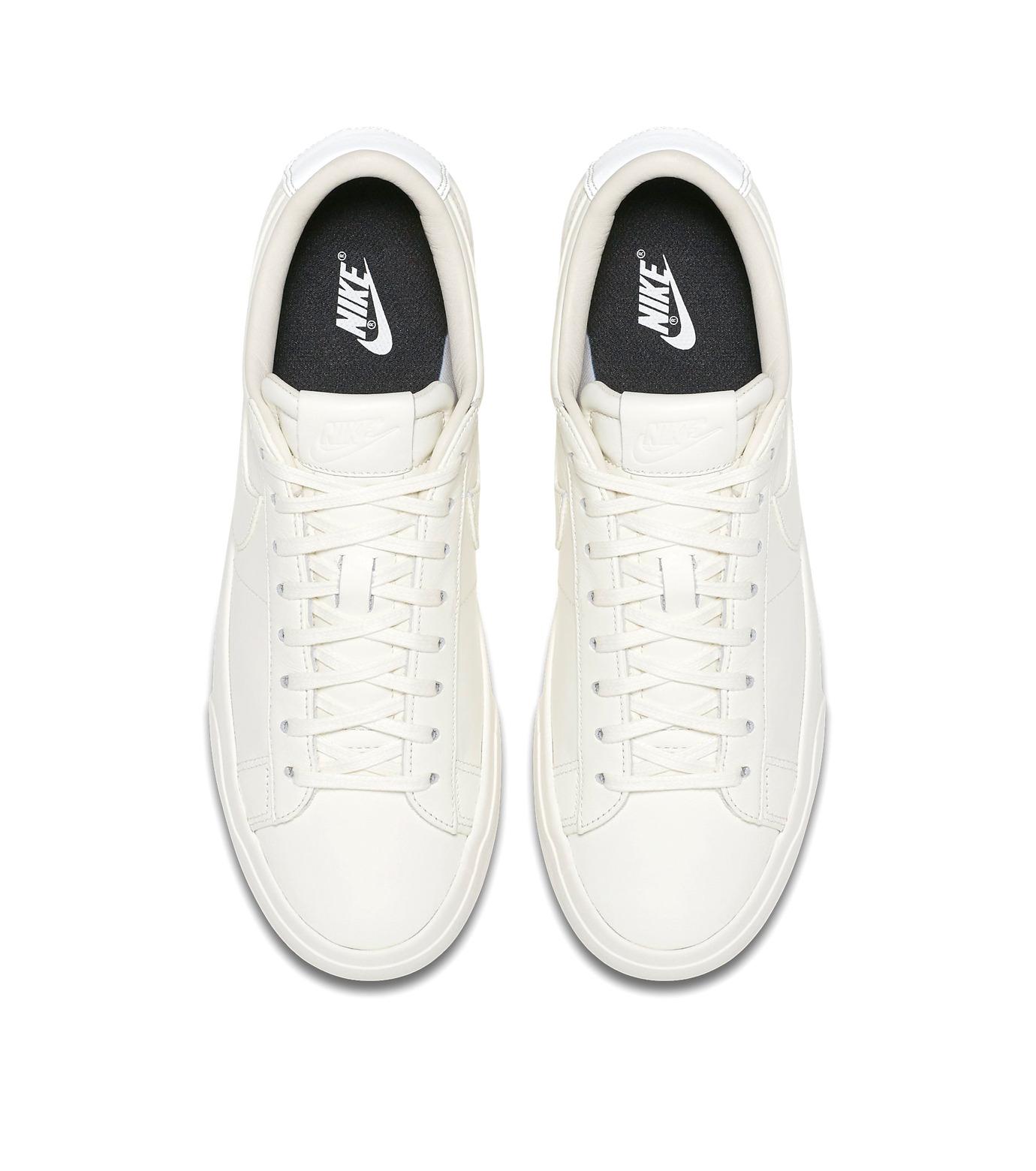 NIKE(ナイキ)のBLAZER STUDIO LOW-WHITE(シューズ/shoes)-904804-100-4 拡大詳細画像5