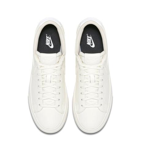 NIKE(ナイキ)のBLAZER STUDIO LOW-WHITE(シューズ/shoes)-904804-100-4 詳細画像5