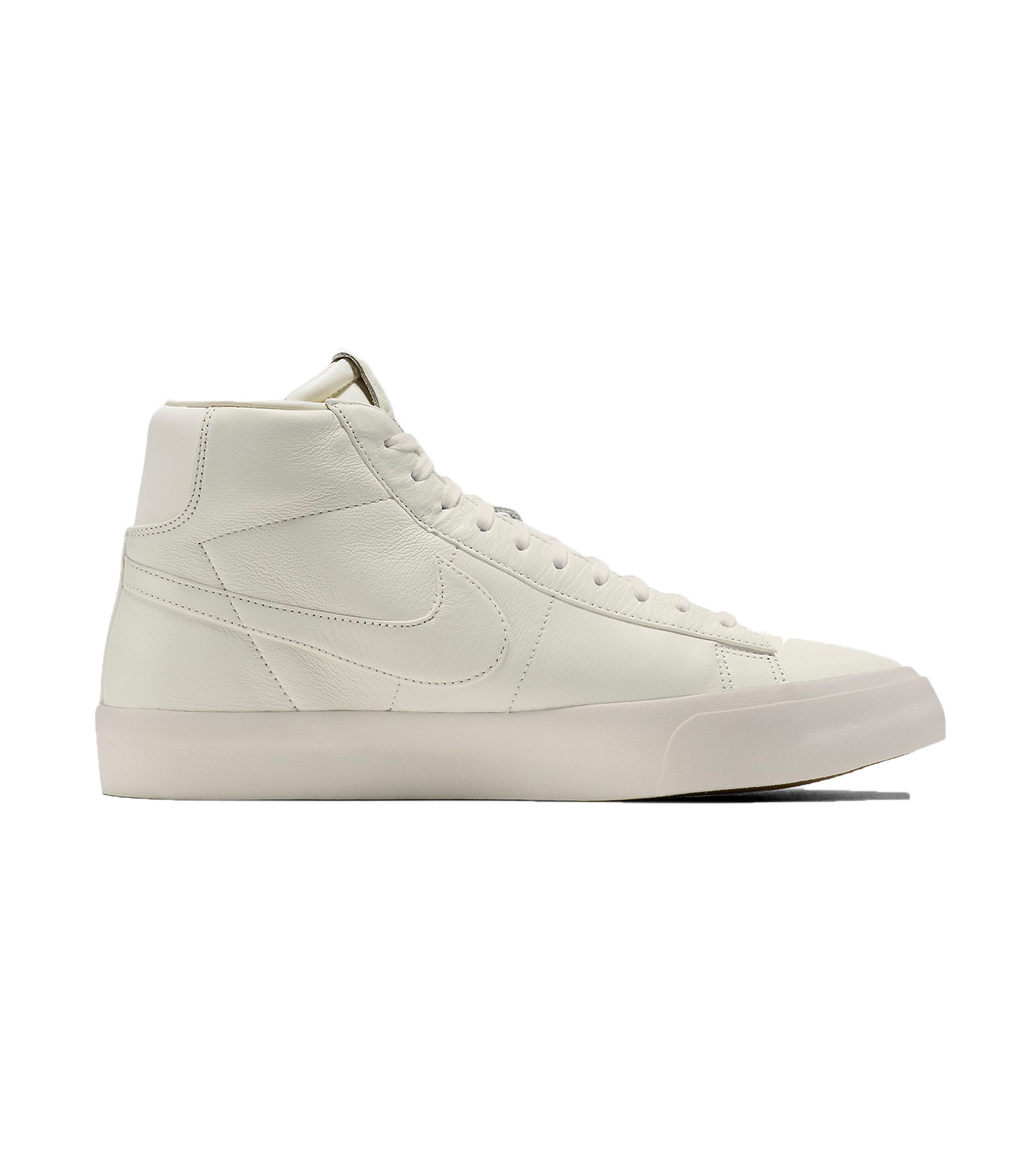 NIKE(ナイキ)のBLAZER STUDIO MID-WHITE(シューズ/shoes)-904805-100-4 拡大詳細画像1