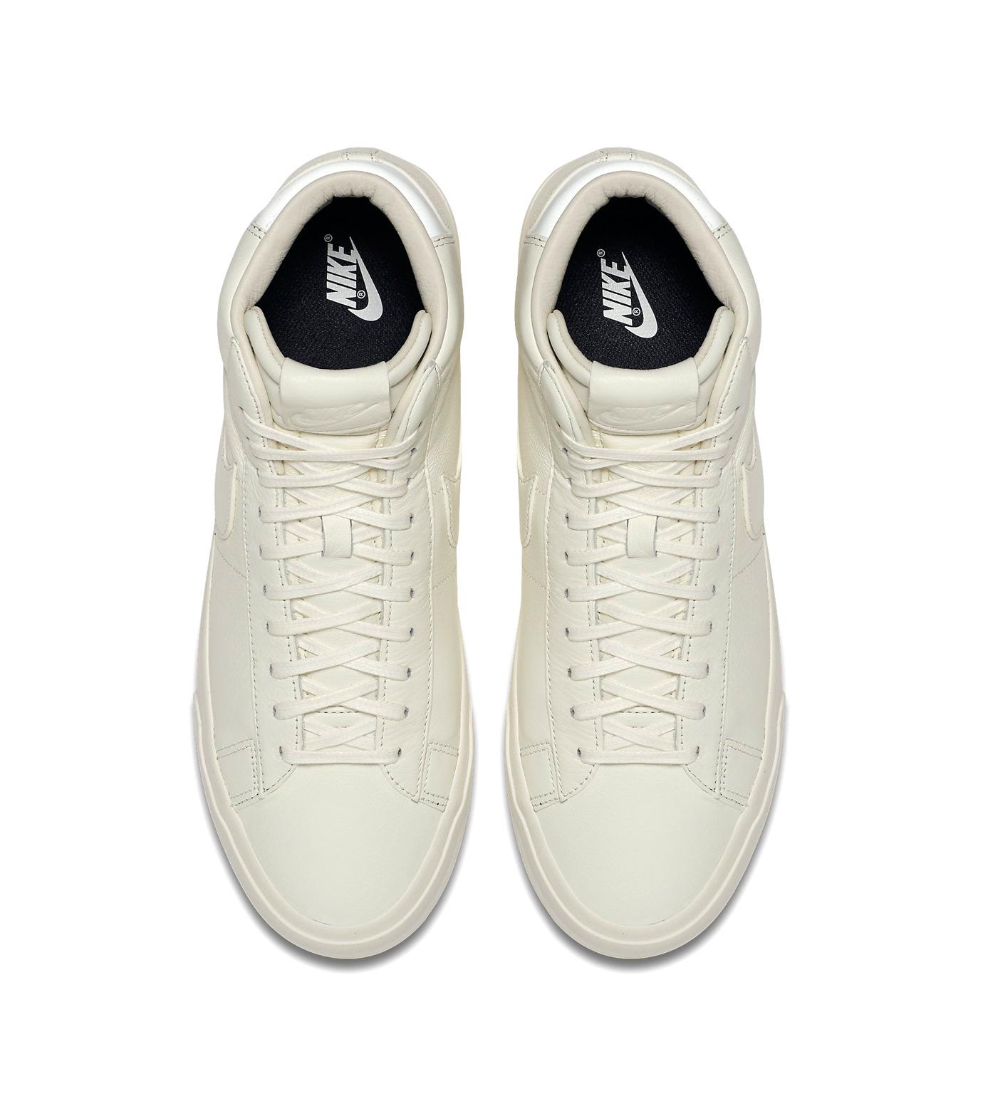 NIKE(ナイキ)のBLAZER STUDIO MID-WHITE(シューズ/shoes)-904805-100-4 拡大詳細画像5