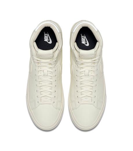 NIKE(ナイキ)のBLAZER STUDIO MID-WHITE(シューズ/shoes)-904805-100-4 詳細画像5