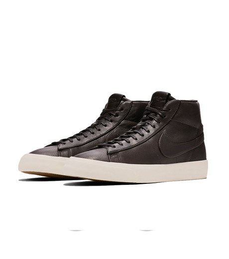 NIKE(ナイキ)のBLAZER STUDIO MID-DARK BROWN(シューズ/shoes)-904805-201-43 詳細画像4