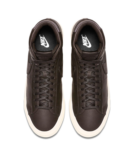 NIKE(ナイキ)のBLAZER STUDIO MID-DARK BROWN(シューズ/shoes)-904805-201-43 詳細画像5