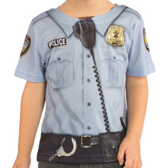 faux real()のToddler Policeman-BLUE(OTHER-GOODS/OTHER-GOODS)-92515-92 詳細画像3