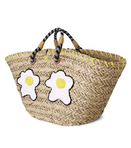 Anya Hindmarch(アニヤハインドマーチ)のBasket Fried Eggs-BEIGE-925884235-52 詳細画像2
