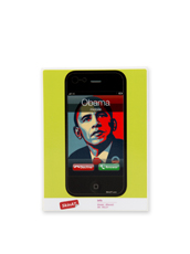 skinAT OBAMA for iPhone5
