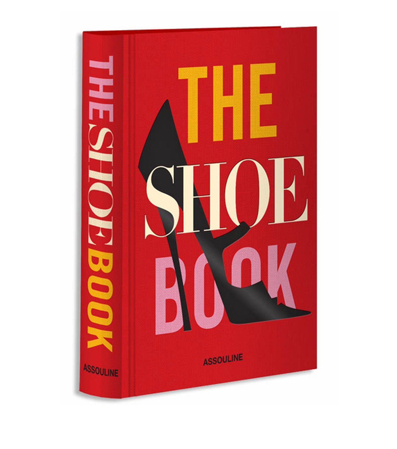 Assouline(アスリーヌ)のThe Shoe Book-RED(インテリア/OTHER-GOODS/interior/OTHER-GOODS)-978161428153-62 拡大詳細画像1