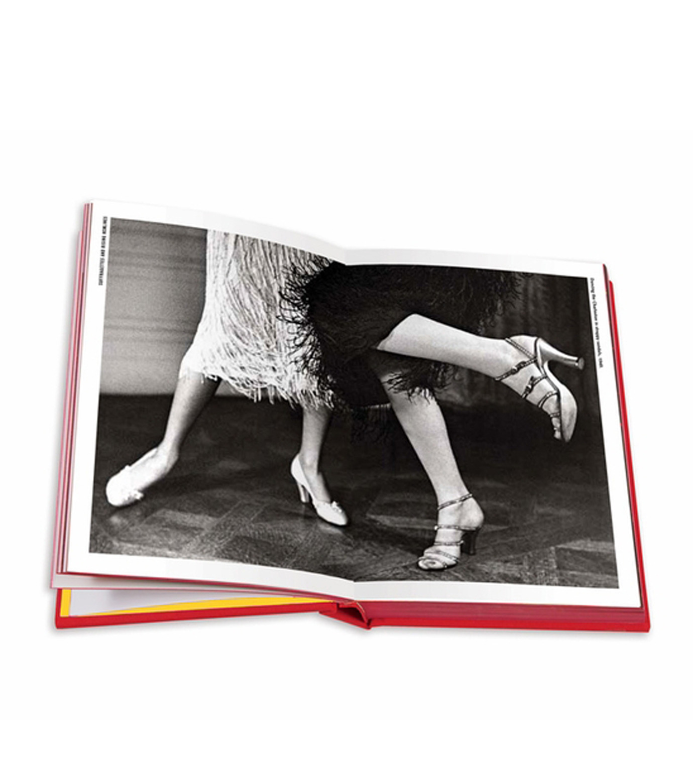 Assouline(アスリーヌ)のThe Shoe Book-RED(インテリア/OTHER-GOODS/interior/OTHER-GOODS)-978161428153-62 拡大詳細画像4