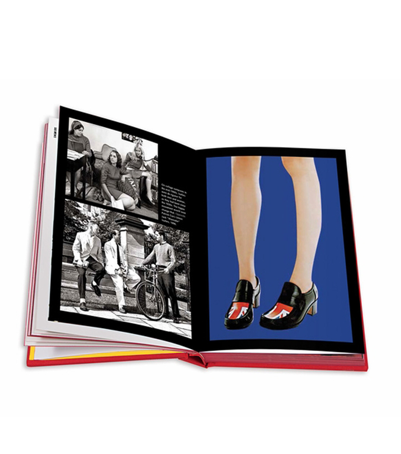 Assouline(アスリーヌ)のThe Shoe Book-RED(インテリア/OTHER-GOODS/interior/OTHER-GOODS)-978161428153-62 拡大詳細画像5