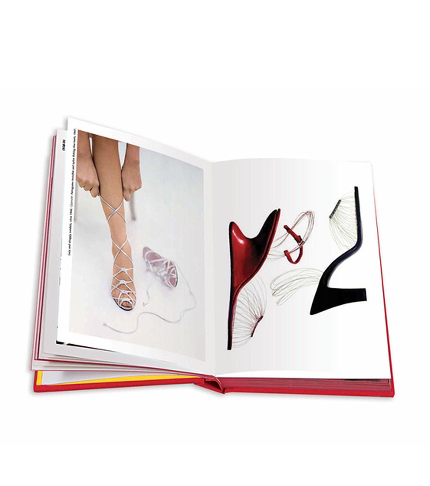 Assouline(アスリーヌ)のThe Shoe Book-RED(インテリア/OTHER-GOODS/interior/OTHER-GOODS)-978161428153-62 拡大詳細画像6