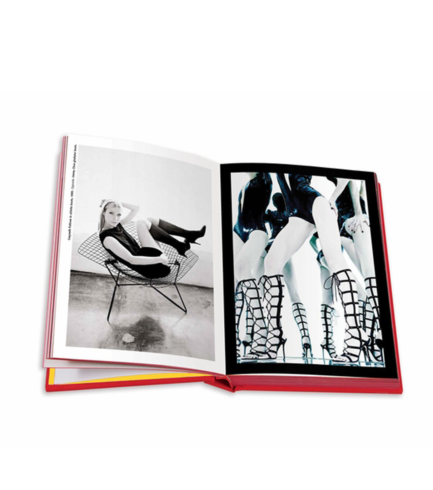 Assouline(アスリーヌ)のThe Shoe Book-RED(インテリア/OTHER-GOODS/interior/OTHER-GOODS)-978161428153-62 拡大詳細画像9