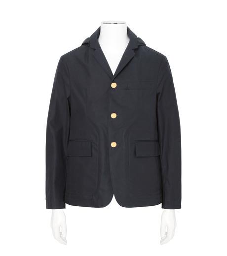 Thom Browne(トムブラウン)のDetachable Hood Jacket-NAVY(ジャケット/jacket)-A0163I20170-93 詳細画像1