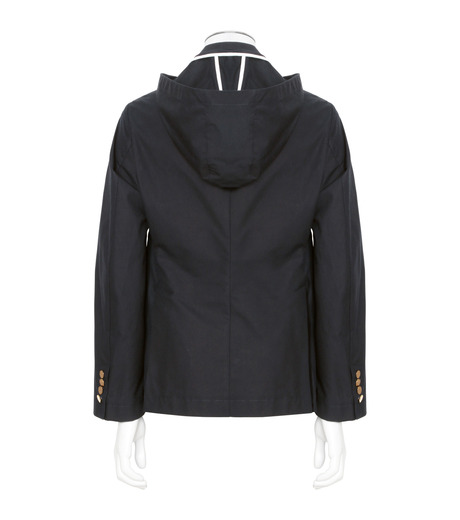 Thom Browne(トムブラウン)のDetachable Hood Jacket-NAVY(ジャケット/jacket)-A0163I20170-93 詳細画像2