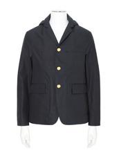 Thom Browne(トムブラウン) Detachable Hood Jacket